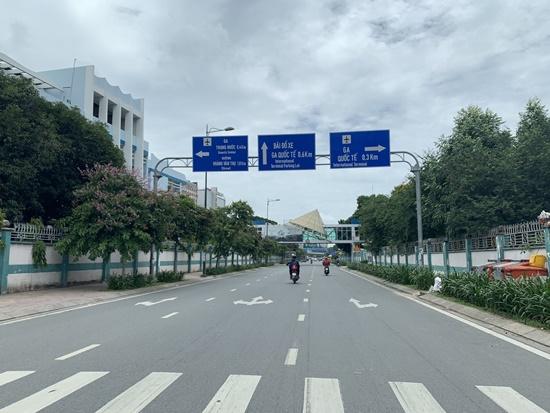 """Sở GTVT TP.HCM cấm xe trên nhiều tuyến đường vào sân bay, doanh nghiệp """"khóc ròng"""" - Ảnh 6"""