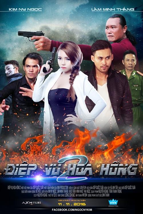 Kim Ny Ngọc bị Lâm Minh Thắng chĩa súng vào đầu - Ảnh 1