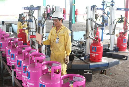 Giá gas tăng 19.000 đồng/bình 12 kg - Ảnh 1