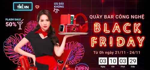 """Black Friday 2017: Những địa chỉ mua sắm khuyến mại """"khủng """"tại Việt Nam - Ảnh 4"""