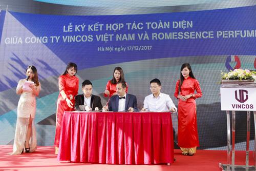 VINCOS tiên phong mang thủ phủ hương liệu của thế giới về Việt Nam - Ảnh 1