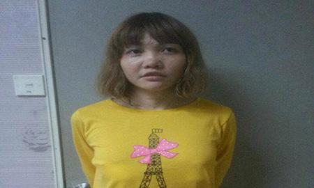 Đại sứ quán Việt Nam gặp nghi phạm Đoàn Thị Hương - Ảnh 1