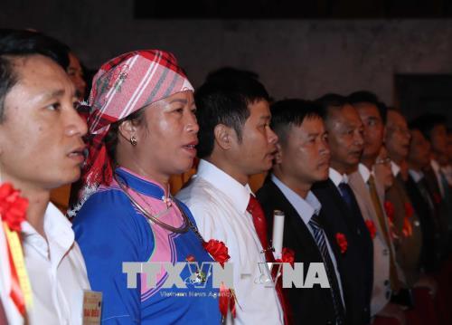 Lễ kỷ niệm 70 năm Ngày Chủ tịch Hồ Chí Minh ra Lời kêu gọi thi đua ái quốc - Ảnh 7