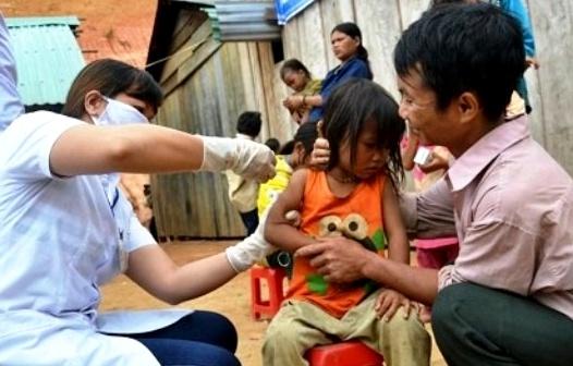 TPHCM: Cộng đồng quay lưng với vắc xin bạch hầu - Ảnh 1