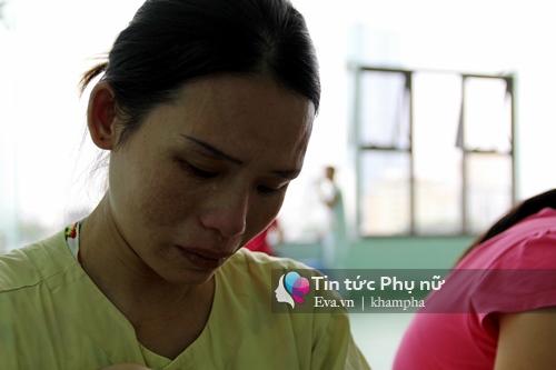 Ngày 20/10 không hoa của những người mẹ chăm con trong viện - Ảnh 2