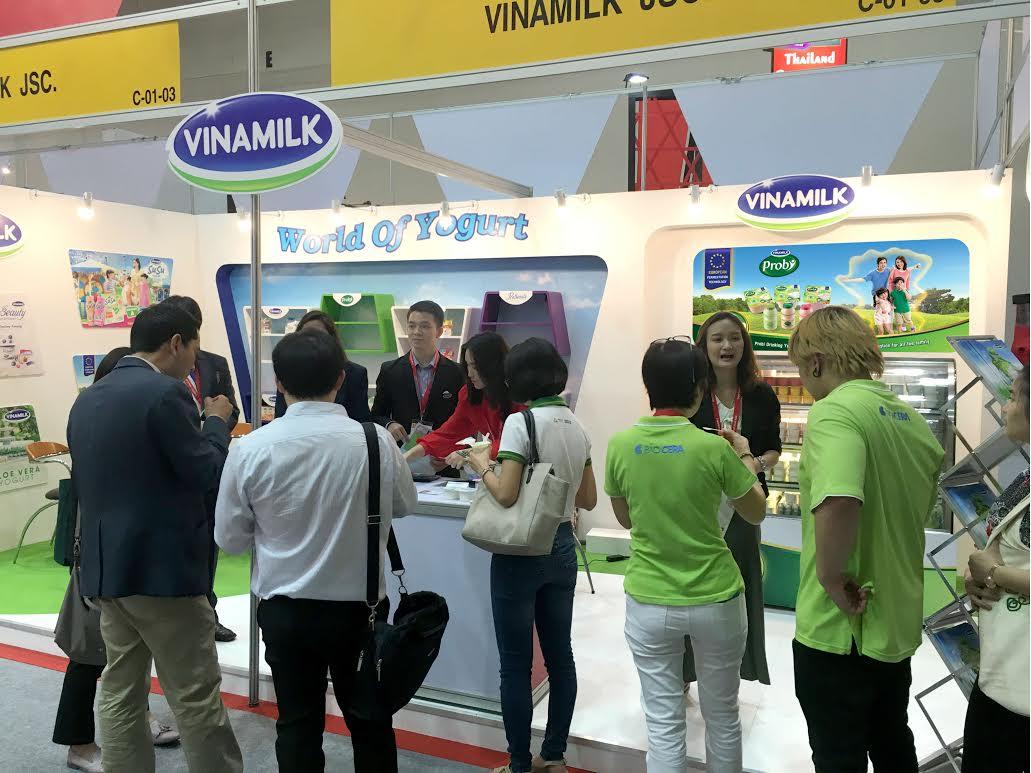 Sữa chua Vinamilk được đánh giá cao tại thị trường Thái Lan - Ảnh 1
