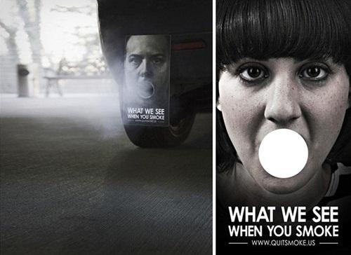 """Những bức ảnh khiến người hút thuốc lá sợ """"xanh mắt"""" - Ảnh 14"""