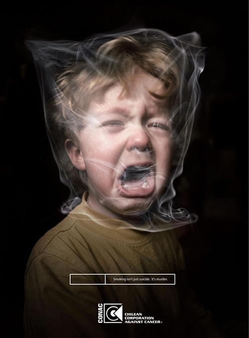 """Những bức ảnh khiến người hút thuốc lá sợ """"xanh mắt"""" - Ảnh 4"""
