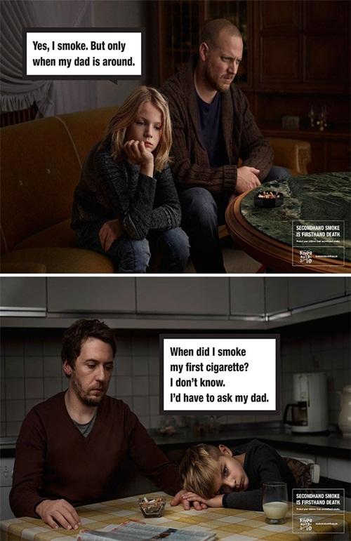 """Những bức ảnh khiến người hút thuốc lá sợ """"xanh mắt"""" - Ảnh 7"""