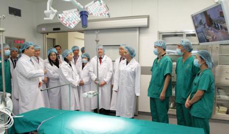 Người dân Hà Nội sẽ được tầm soát ung thư với giá 60 nghìn - Ảnh 1