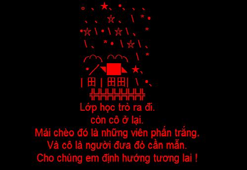 Những tin nhắn SMS hay và ý nghĩa chúc mừng ngày Nhà giáo Việt Nam 20/11 - Ảnh 1