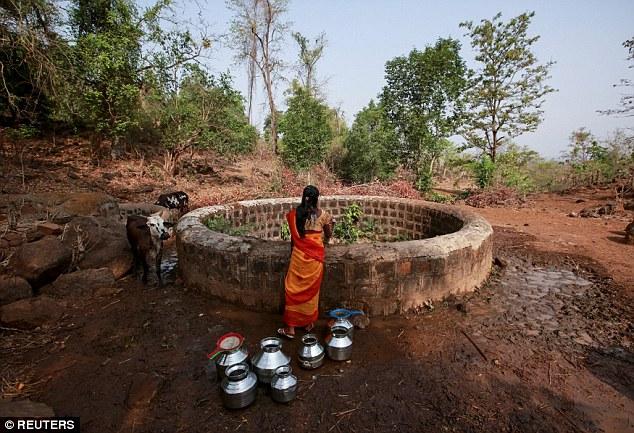 """Kỳ lạ: Ngôi làng mà đàn ông lấy nhiều vợ chỉ vì """"thiếu nước"""" - Ảnh 6"""