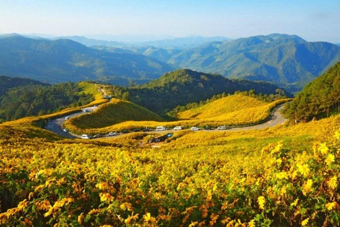 Những địa điểm du lịch trong nước tuyệt đẹp vào tháng 10 - Ảnh 2