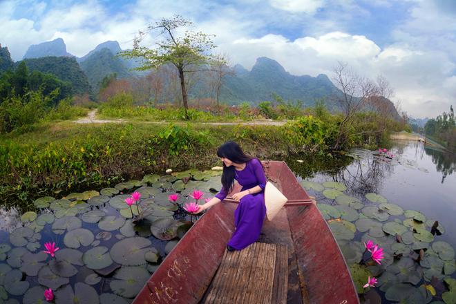 Những địa điểm du lịch trong nước tuyệt đẹp vào tháng 10 - Ảnh 4