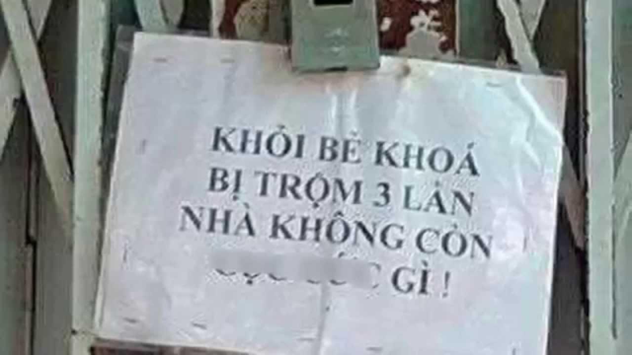 Cười ngất với những chiêu 'giữ của' lầy lội của thanh niên Việt - Ảnh 13