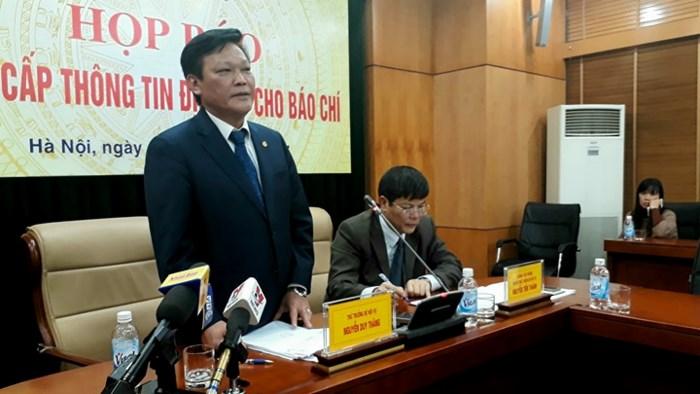 Mất hồ sơ vụ Trịnh Xuân Thanh: Thứ trưởng Bộ nội vụ giãi bày điều gì? - Ảnh 1