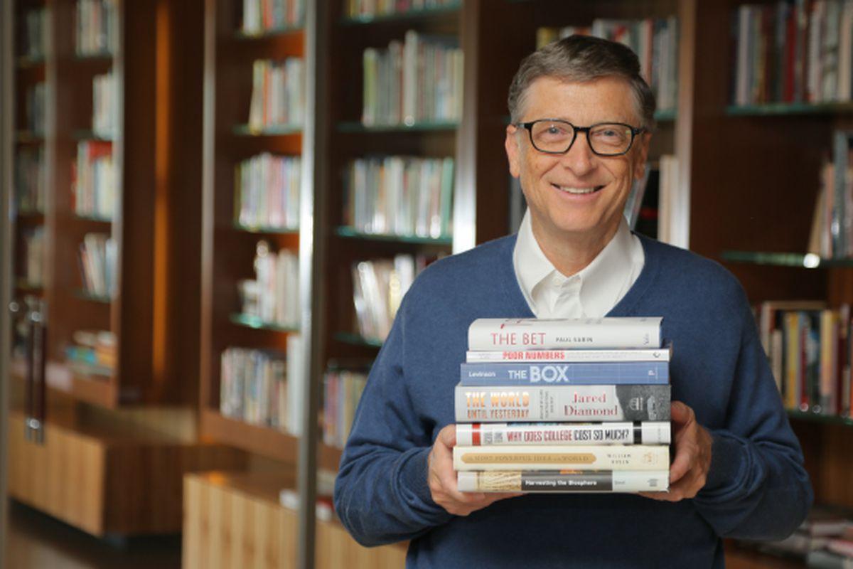 Những lời khuyên của Bill Gates giúp cho giới trẻ thành công - Ảnh 1