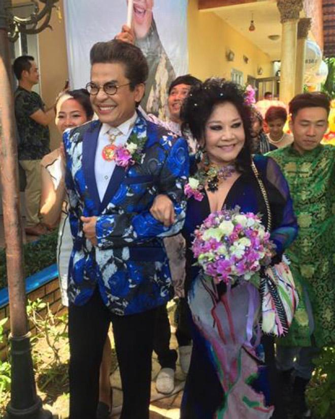MC Thanh Bạch khẳng định sẽ tổ chức đám cưới lần thứ 10 với Thúy Nga Paris - Ảnh 1