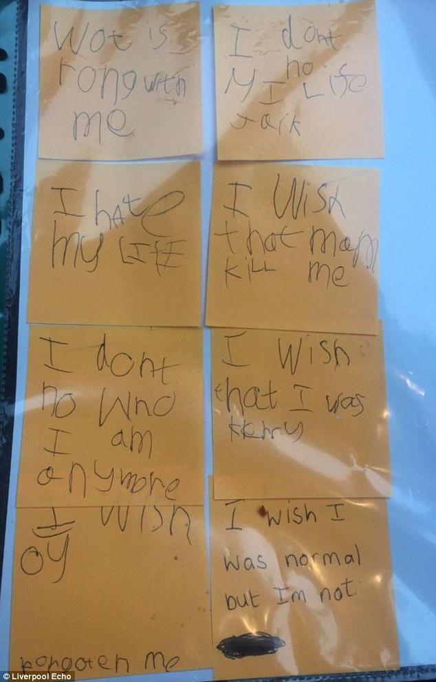 """Mẹ trẻ bàng hoàng khi đọc được dòng nhật ký """"xin hãy thiêu sống con"""" của con trai - Ảnh 2"""