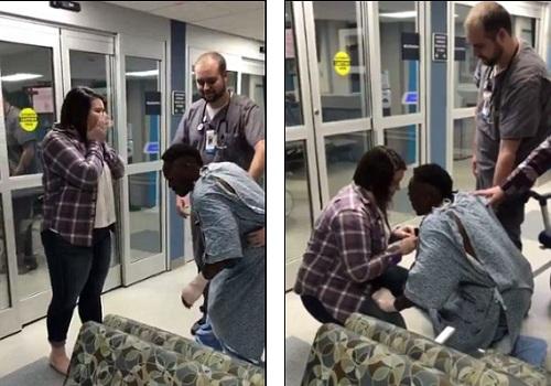 Chàng trai gặp tai nạn trong ngày cầu hôn bạn gái và điều bất ngờ khi tỉnh lại - Ảnh 2