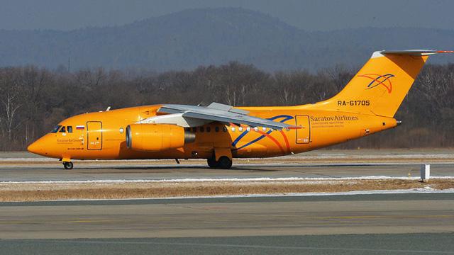 Máy bay rơi gần Moscow, 71 người thiệt mạng - Ảnh 1