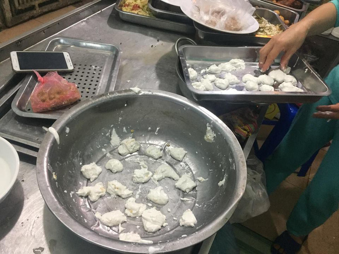Chị em 'ôm bụng cười' với những đĩa bánh trôi có 1-0-2 ngày Tết Hàn thực - Ảnh 2