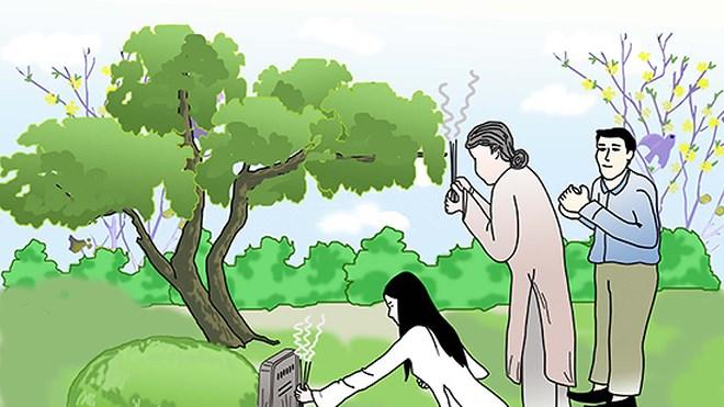 Sắm lễ và hành lễ trong tiết Thanh minh như thế nào là đúng? - Ảnh 2