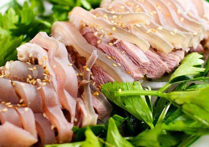 Món ngon bữa tối: Thịt bê hấp gừng sả chấm tương bần ngon hết ý - Ảnh 3