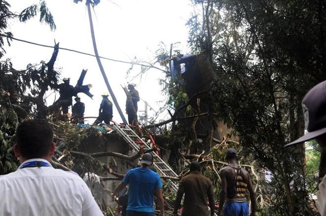 Tìm thấy hộp đen máy bay rơi khiến 110 người ở Cuba thiệt mạng - Ảnh 1
