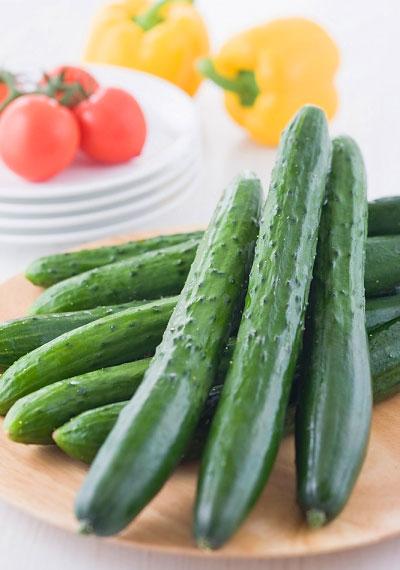 Món ngon bữa tối: Dưa chuột cuộn rau củ tránh ngán cho bữa cơm hè - Ảnh 1