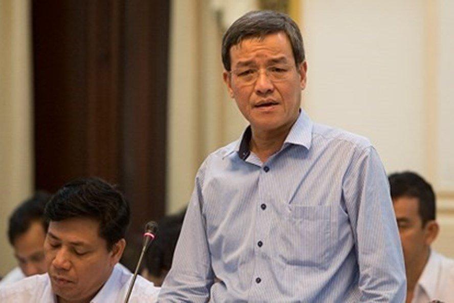 Kỷ luật khiển trách chủ tịch UBND tỉnh Đồng Nai Đinh Quốc Thái - Ảnh 1