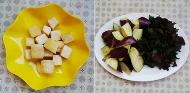 Món ngon bữa trưa: Cà tím bung đậu thịt đơn giản, ngon cơm - Ảnh 2