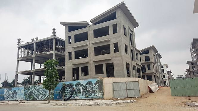26 biệt thự Khai Sơn Hill xây không phép: Bộ Xây dựng lên tiếng - Ảnh 1