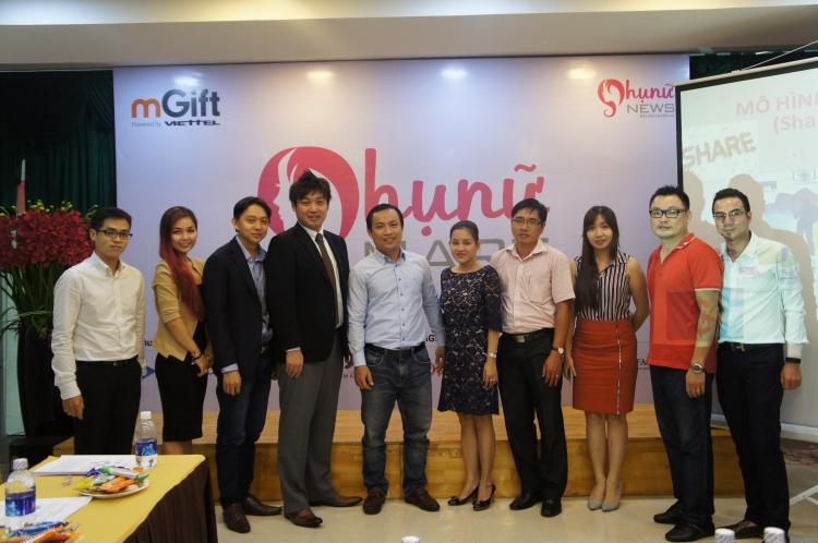 Ra mắt trang thương mại điện tử Phunumart.vn - Ảnh 1