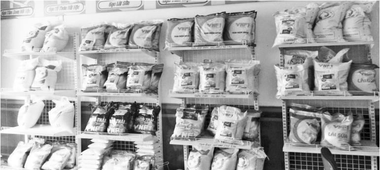 """Gạo Việt """"khoác áo"""" gạo nước ngoài: Thủ thuật"""