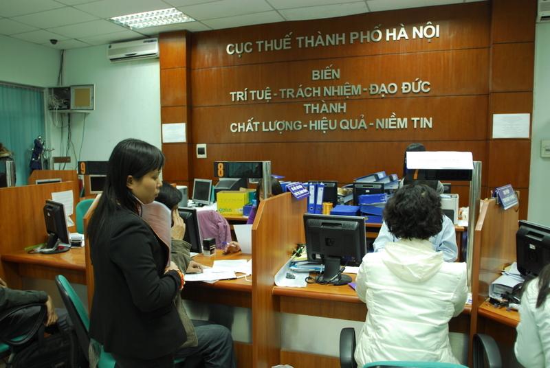 Hà Nội tiếp tục công khai 144 đơn vị nợ thuế, phí, tiền thuê đất - Ảnh 1