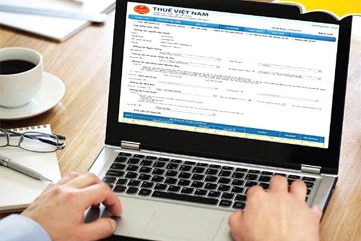 63 Cục Thuế và 100% các Chi cục Thuế triển khai Khai thuế qua mạng - Ảnh 1