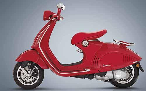 Siêu xe tay ga Vespa 946 RED giá hơn 405 triệu đồng - Ảnh 1