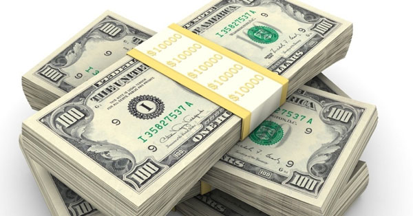 Tỷ giá USD 2/10: Đồng bạc xanh trụ vững ở mức cao - Ảnh 1