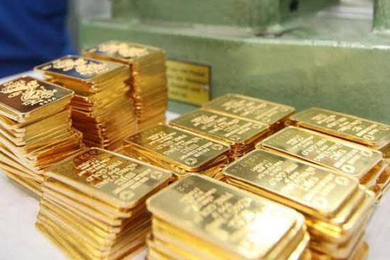 Giá vàng hôm nay 20/10: Vàng SJC chờ cơ hội tăng giá - Ảnh 1
