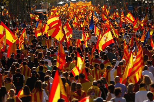 Tây Ban Nha lên kế hoạch tổ chức bầu cử khu vực tại Catalonia - Ảnh 1