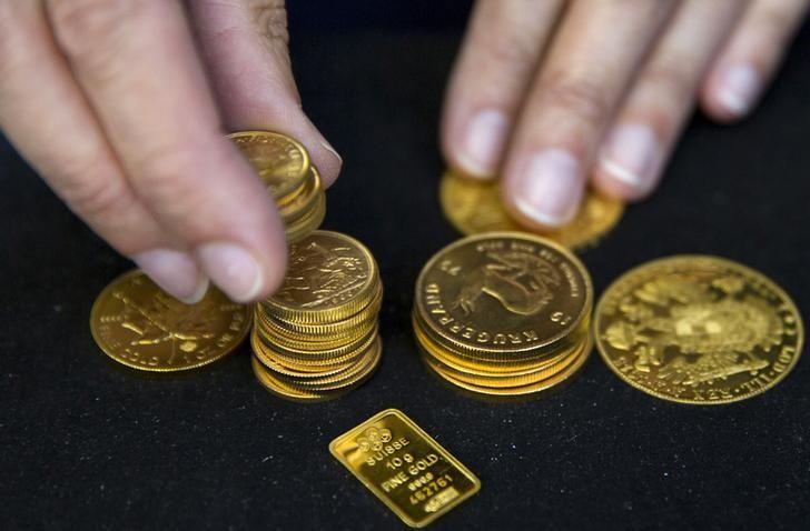 Giá vàng hôm nay 23/10: Vàng SJC giảm 60 nghìn/lượng mỗi chiều - Ảnh 1