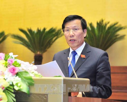 Kỳ họp thứ 4, Quốc hội khóa XIV: Chỉ đạo quyết liệt công tác thu ngân sách Nhà nước - Ảnh 2