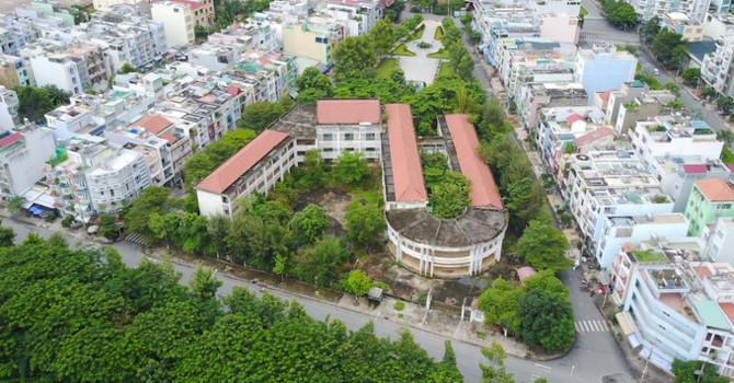 Hé lộ lý do ngôi trường được đầu tư 20 tỷ ở TP HCM bị bỏ hoang - Ảnh 1