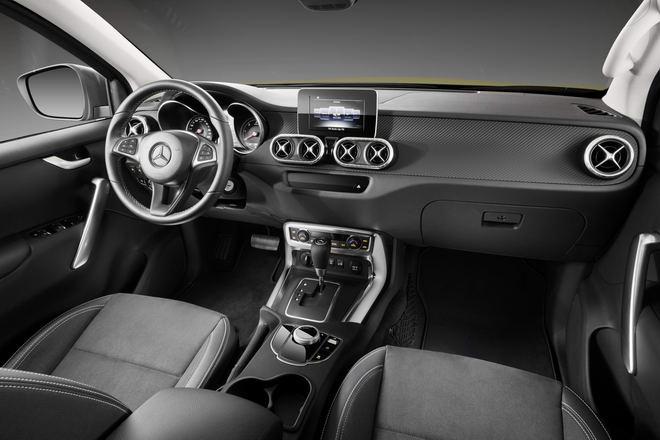 Cận cảnh xe bán tải Mercedes X-Class bị lãnh đạo đối thủ chê thậm tệ - Ảnh 3