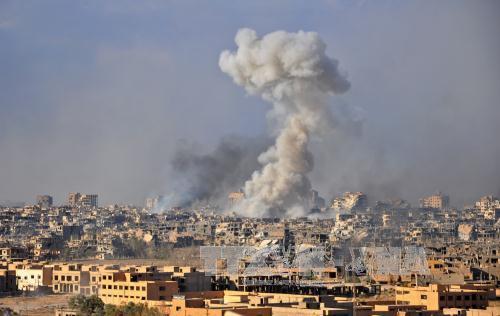 Nga đề xuất lệnh ngừng bắn tại Syria trong 2 ngày - Ảnh 1