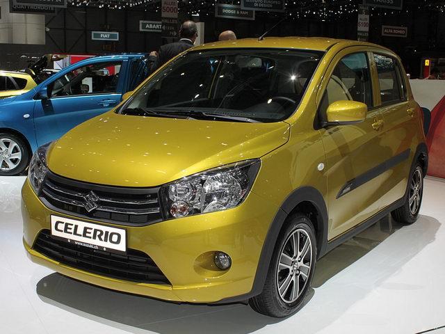 Suzuki Celerio giá từ 299 triệu đồng sắp có mặt tại Việt Nam - Ảnh 1