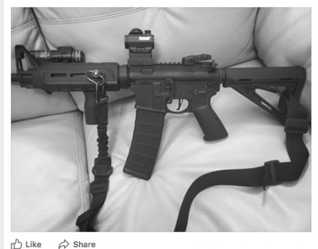 Hiện trường vụ xả súng ở nhà thờ Mỹ khiến khoảng 50 người thương vong - Ảnh 3
