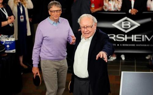 Tỷ phú Warren Buffett tiếp tục ủng hộ quỹ từ thiện nhà Bill Gates hơn 3 tỷ USD - Ảnh 1