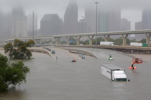 Mỹ có thể mất tới 40 tỷ USD vì siêu bão Harvey - Ảnh 1
